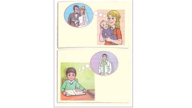 Seksizmas dažnas mokykliniuose vadovėliuose.