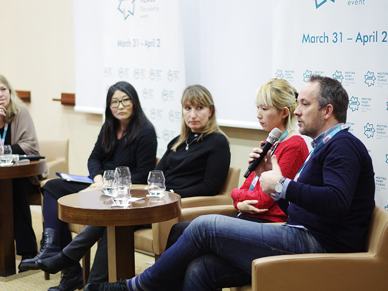 "Konferencija ""Meeting Point - Vilnius"""