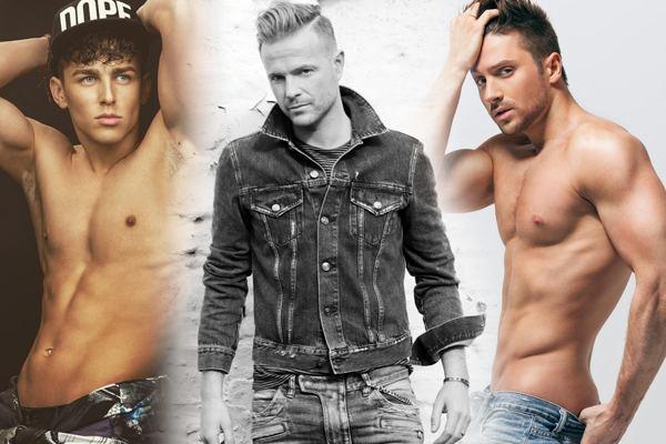 """""""Eurovision Next Top Male Model"""" konkurso lyderiai"""