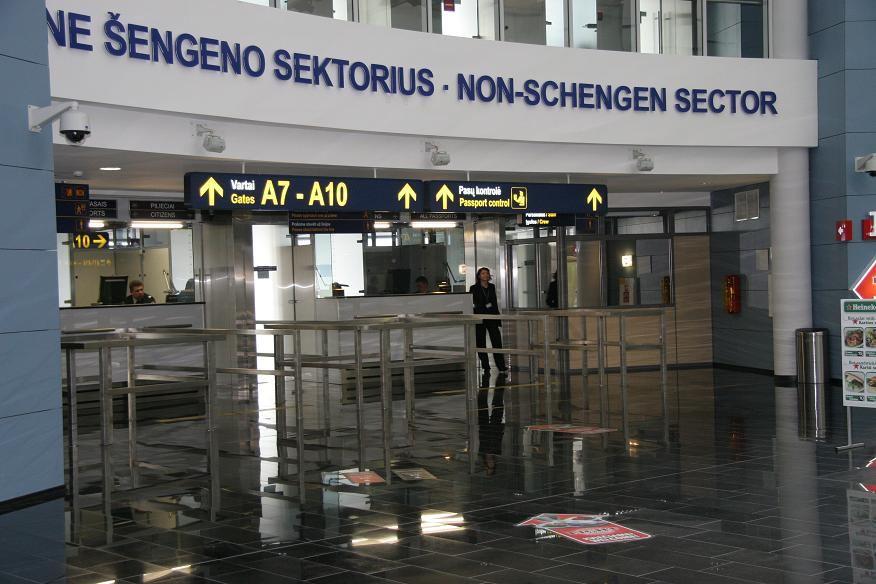 Vilniaus tarptautinis oro uostas