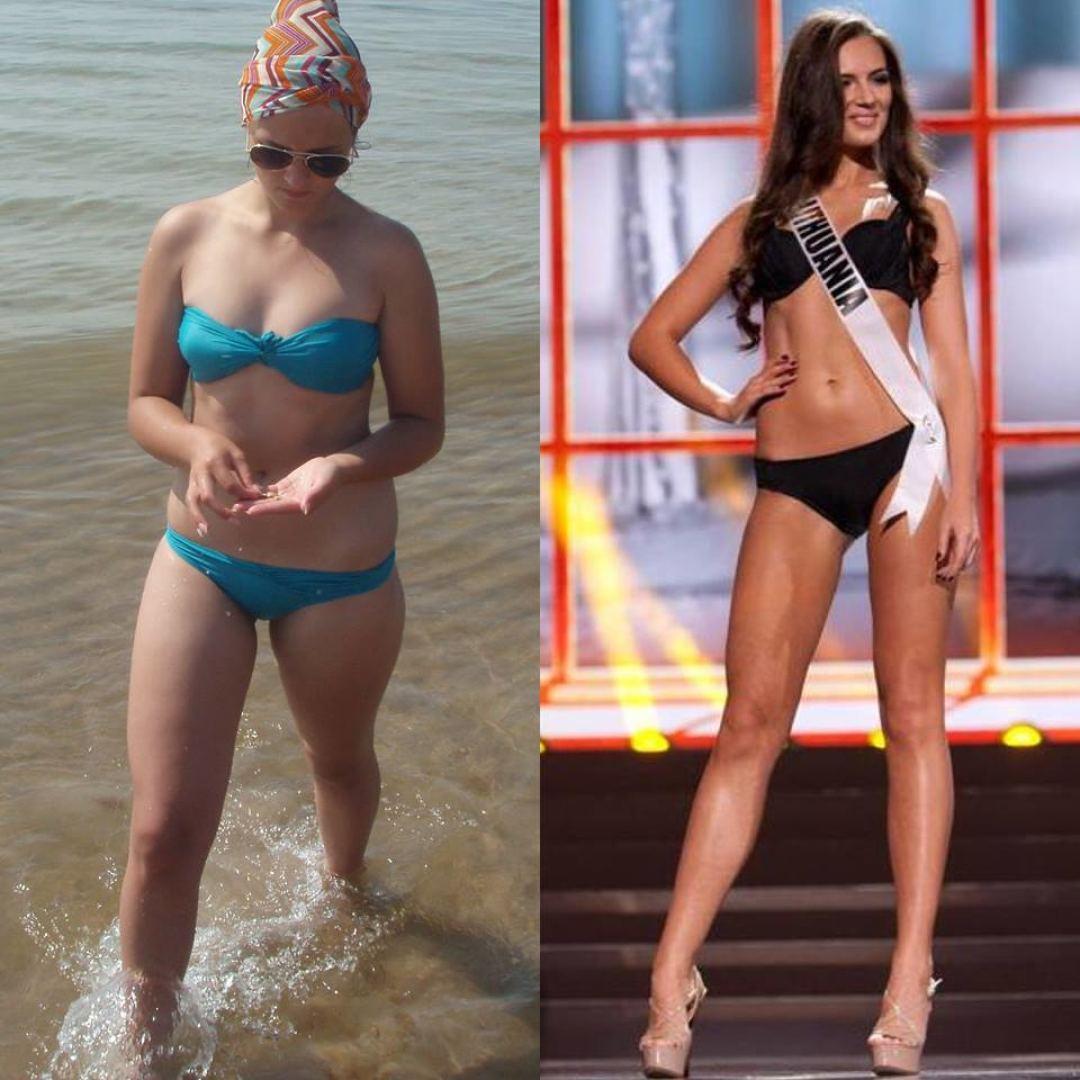 gera kasdienybė norint numesti svorio