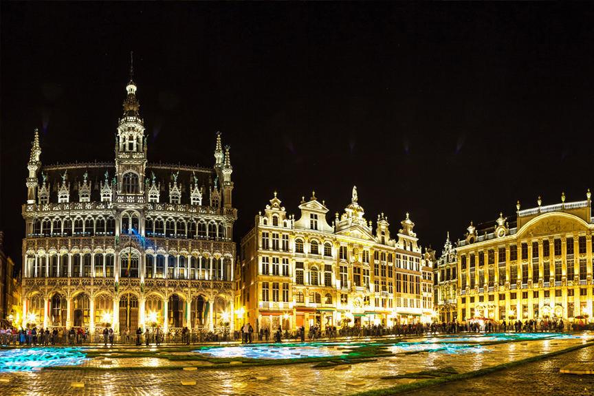 Shutterstock.com/ Skrendu.lt nuotr./Briuselis, Belgija