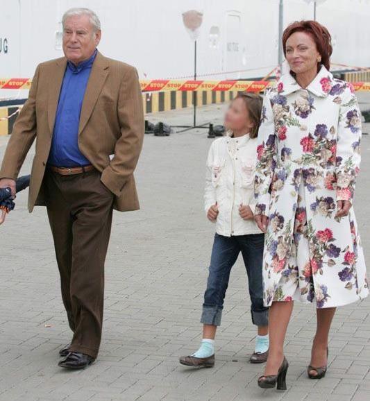 Bronislovo, Lydos ir Viktorijos Lubių šeima prieš aštuonerius metus