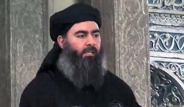Abu Bakras al-Baghdadi