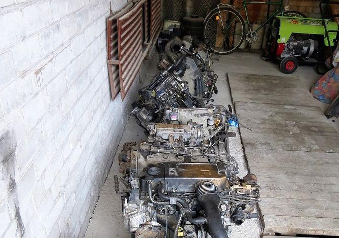 Baltarusis tėigė, jog variklius pirko Šiauliuose, tačiau nei pardavėjo, nei adreso nurodyti negalėjo