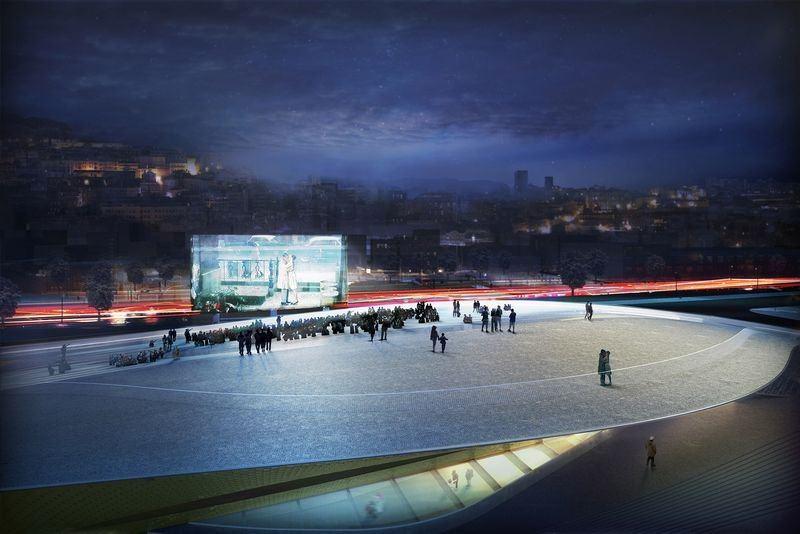EDP fondo Meno, architektūros ir technologijų muziejus jau spalį turėtų tapti svarbia Lisabonos visuomenine erdve
