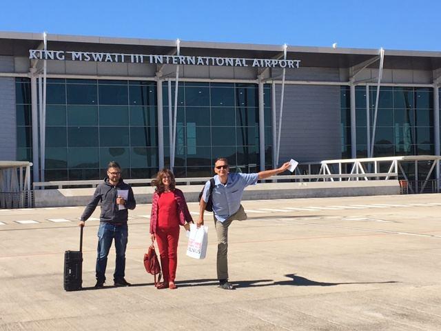 Gerumo misijos dalyvių įspūdžiai iš Svazilando