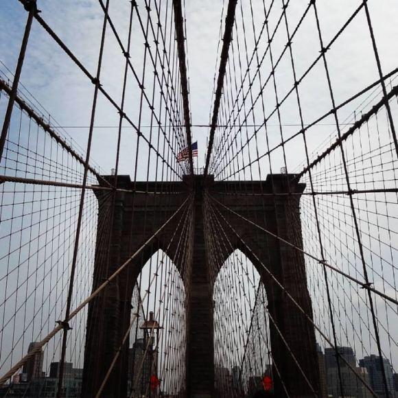 15min/Kristinos Aksamitaitės nuotr./Bruklino tiltas