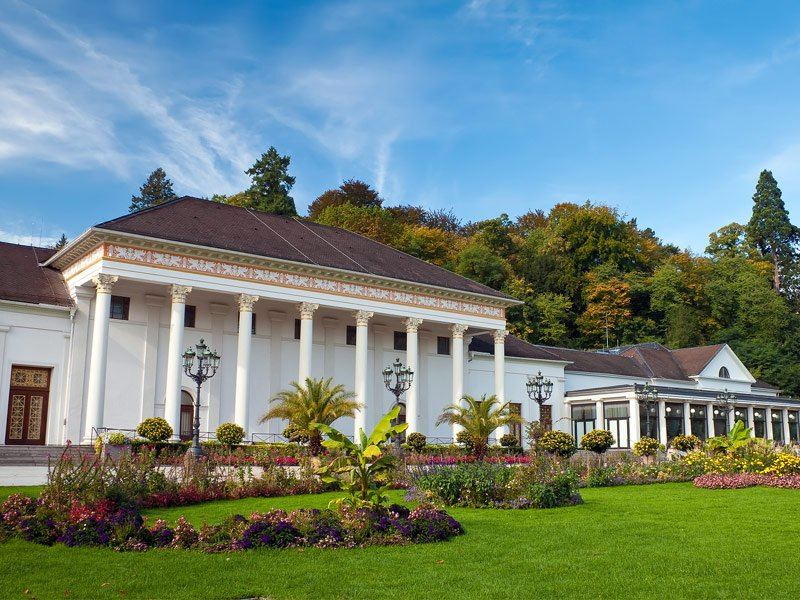 Bigstock.com/The Kurhaus of Baden Baden