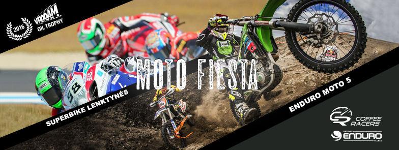 """Organizatorių nuotr./""""Moto fiesta"""""""