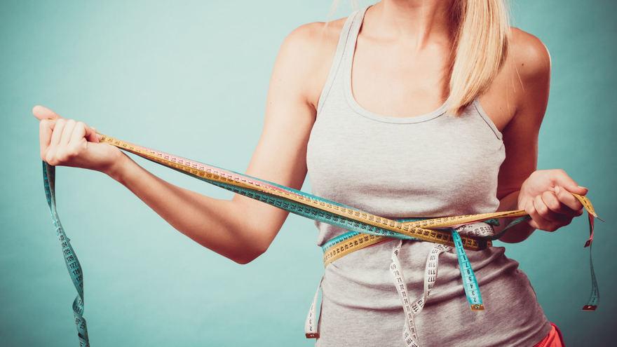 gali nepriekaištingai numesti svorio