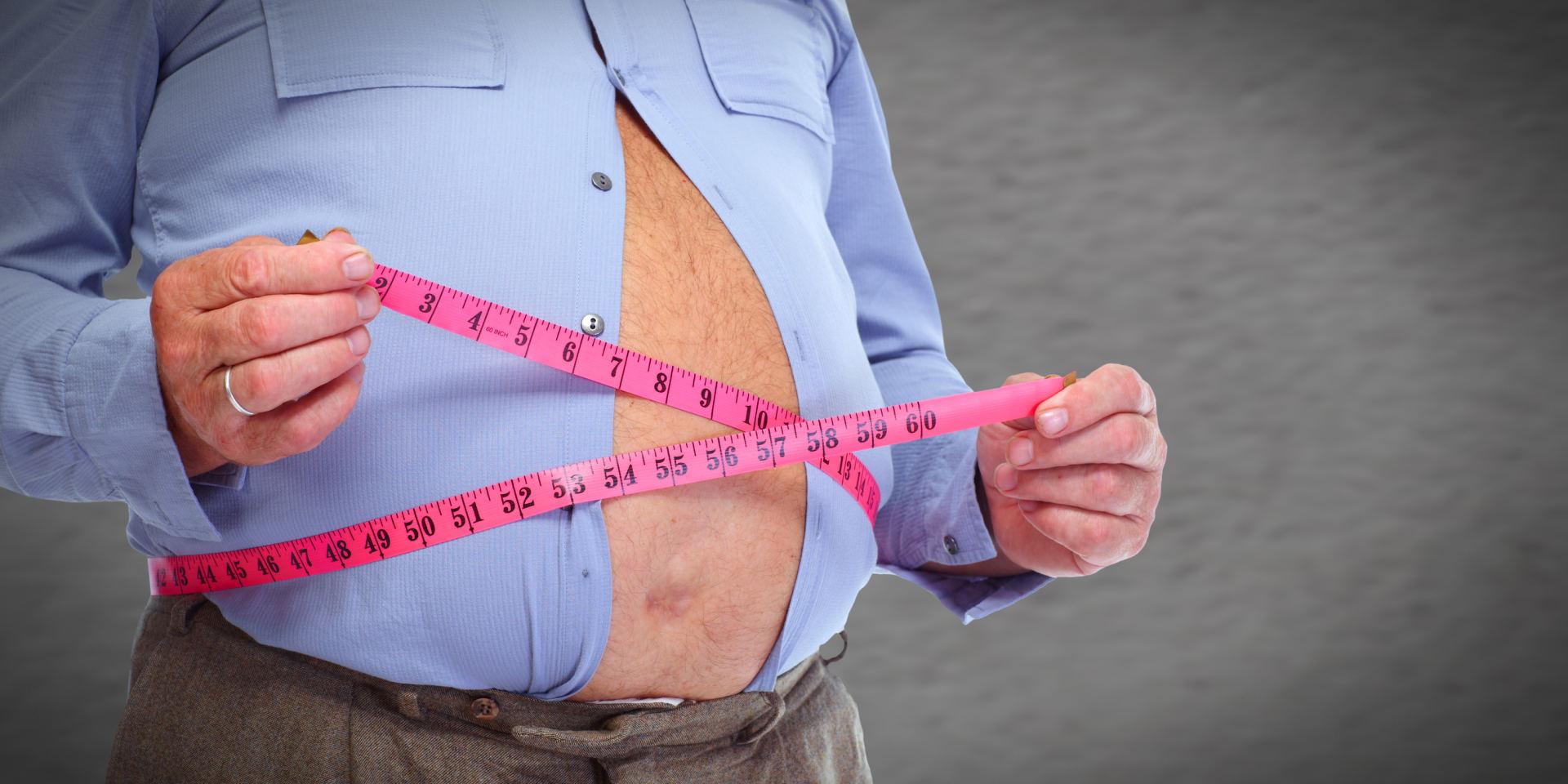 didžiausias svorio netekęs maitintojas