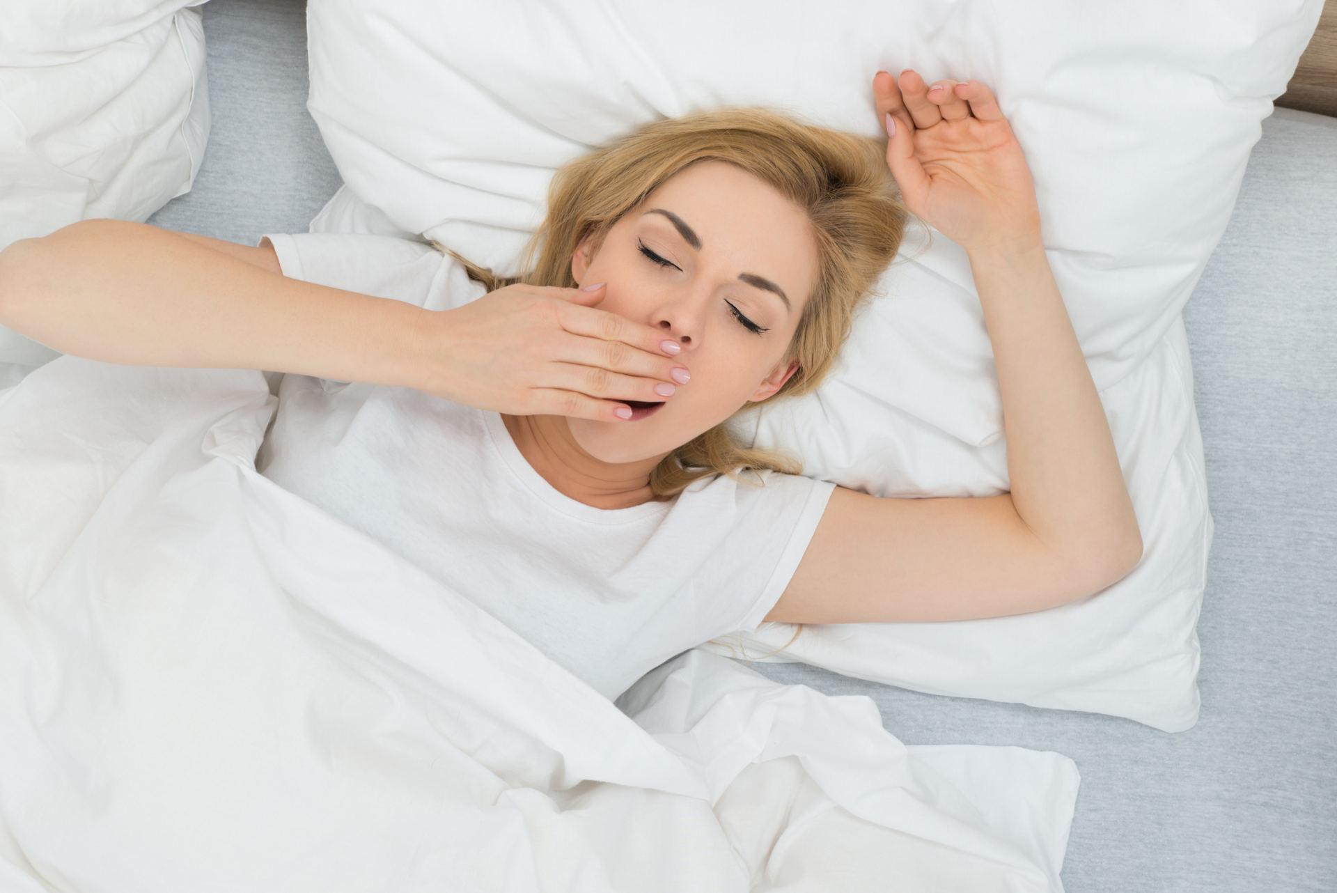 hipertenzijos poveikis miegui