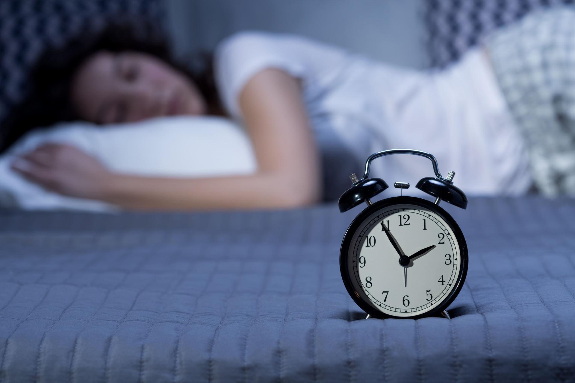 miego trūkumas ir erekcija