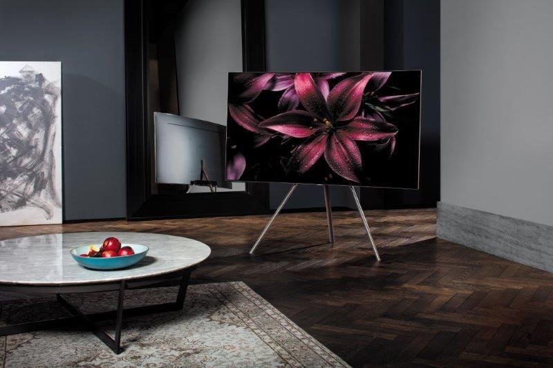 """""""Samsung"""" pristatė naujus televizorius """"QLED TV"""""""