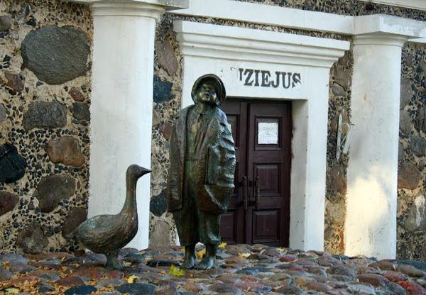 K.Žukausko nuotr./Kupiškis ir jo skulptūros
