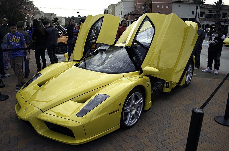 """""""Ferrari Enzo Ferrari"""""""