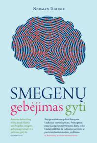 """Knyga """"Smegenų gebėjimas gyti"""""""