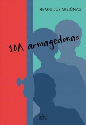 "Knyga ""10A armagedonas"""