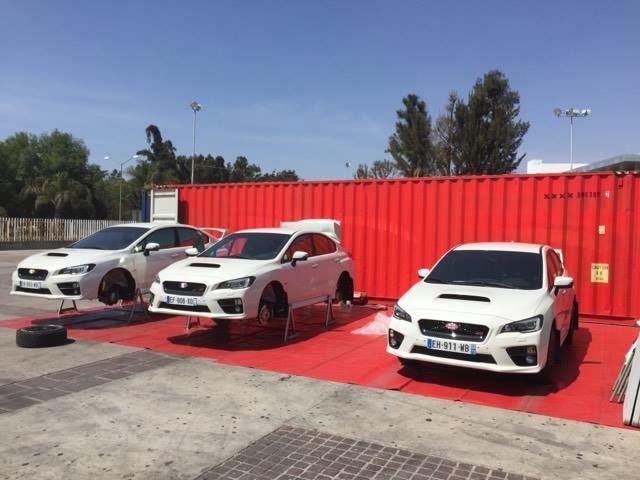 "Komandos nuotr./WRC ""Rally Mexico"""