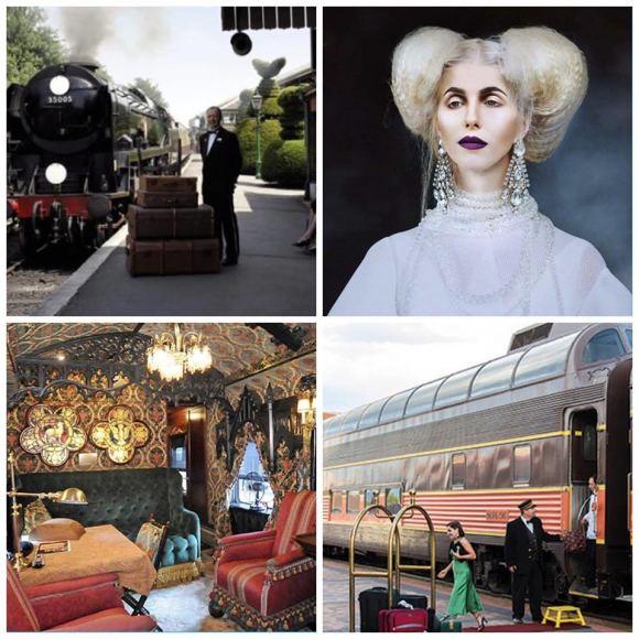 Asmeninio archyvo nuotr./Liutauro Salasevičiaus kolekciją įkvėpė kelionė traukiniu