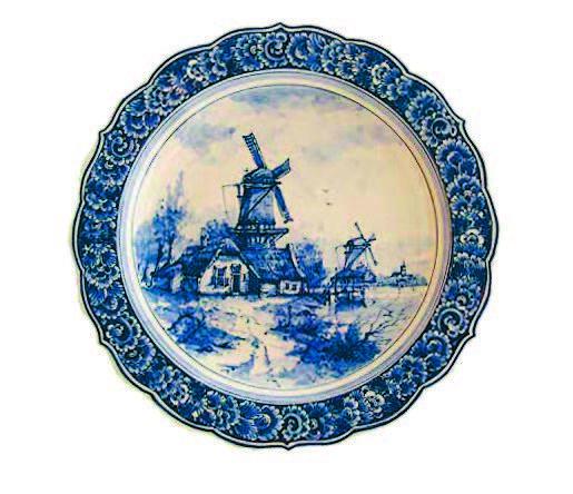 Skonis.lt archyvo nuotr. /Brolių Kornilovų porceliano pavyzdys