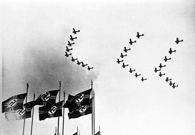 Nacistinės Vokietijos karinės oro pajėgos