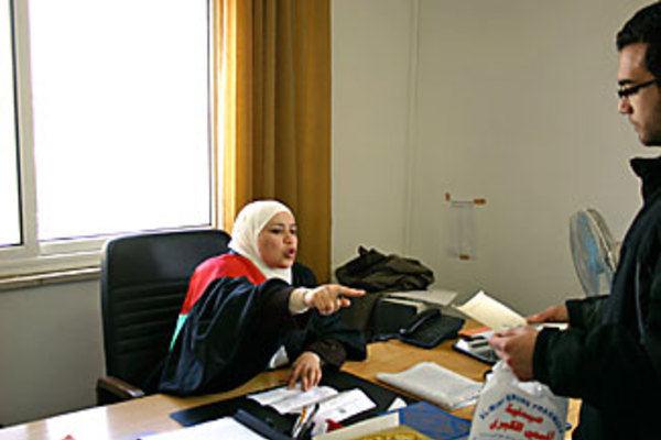 Izraelio šariato teisme dirbs teisėja moteris