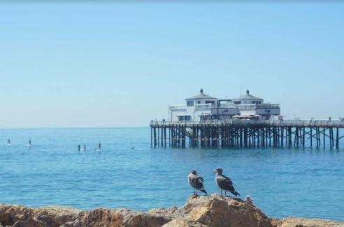 Asmeninė nuotr./Malibu, Kalifornija, JAV