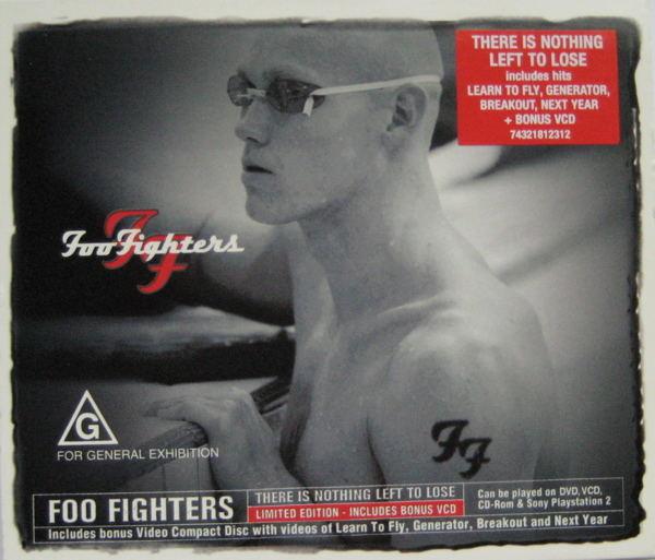 """Asmenio albumo nuotr./""""Foo Fighters"""""""
