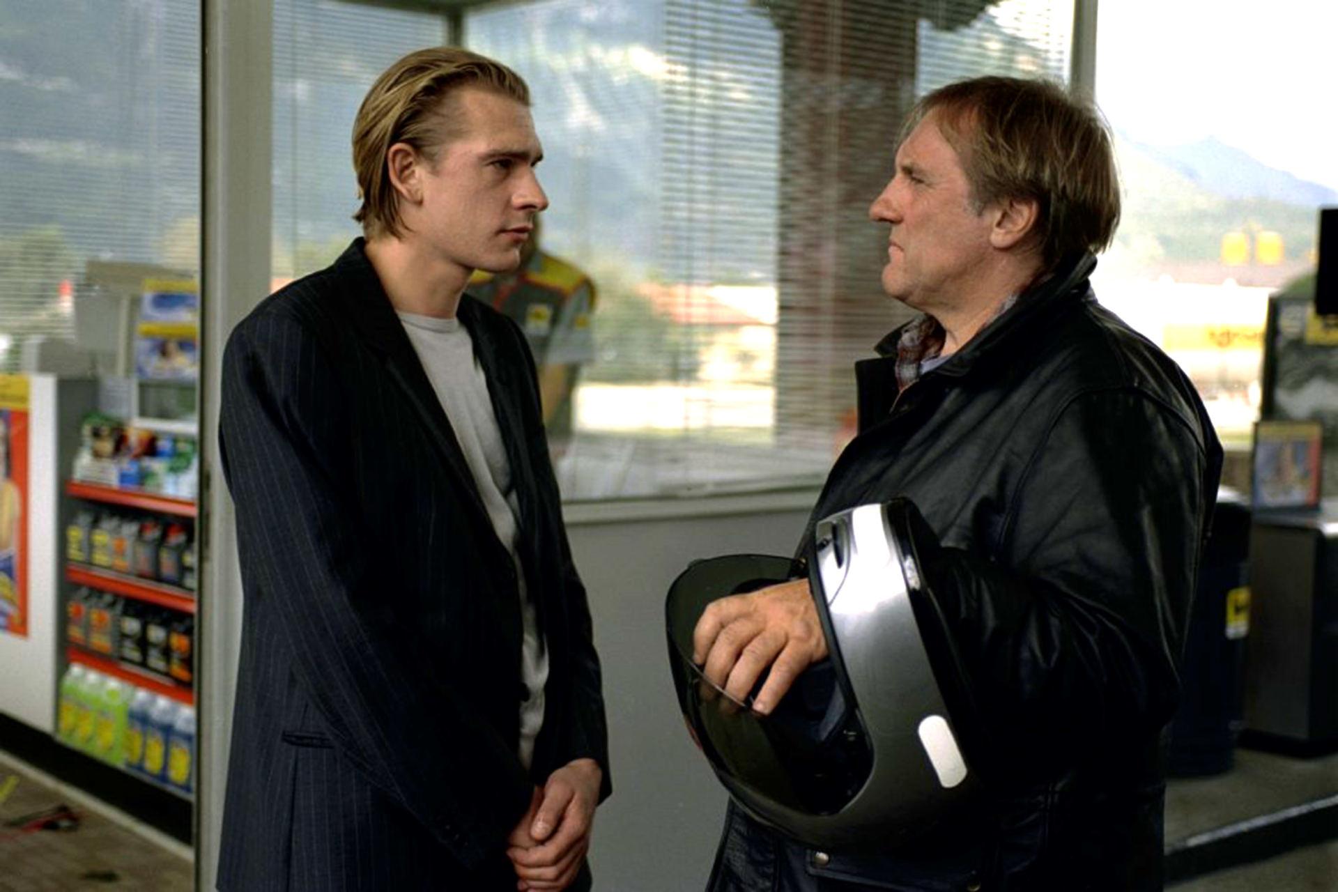 Gerardas Depardieu Su Sūnumi Guillaumeu Depardieu Filme A