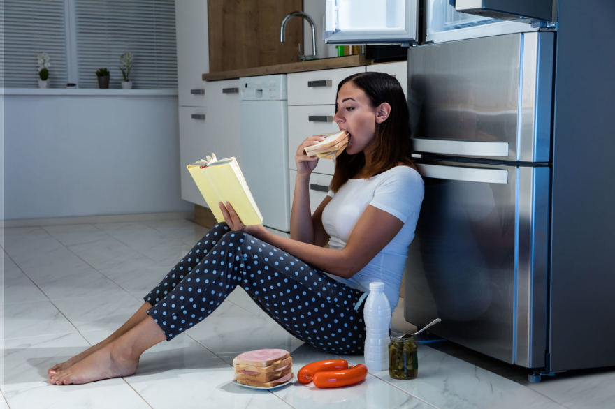 JAV gydytojas: norite būti sveiki ir liekni – valgykite riebiai