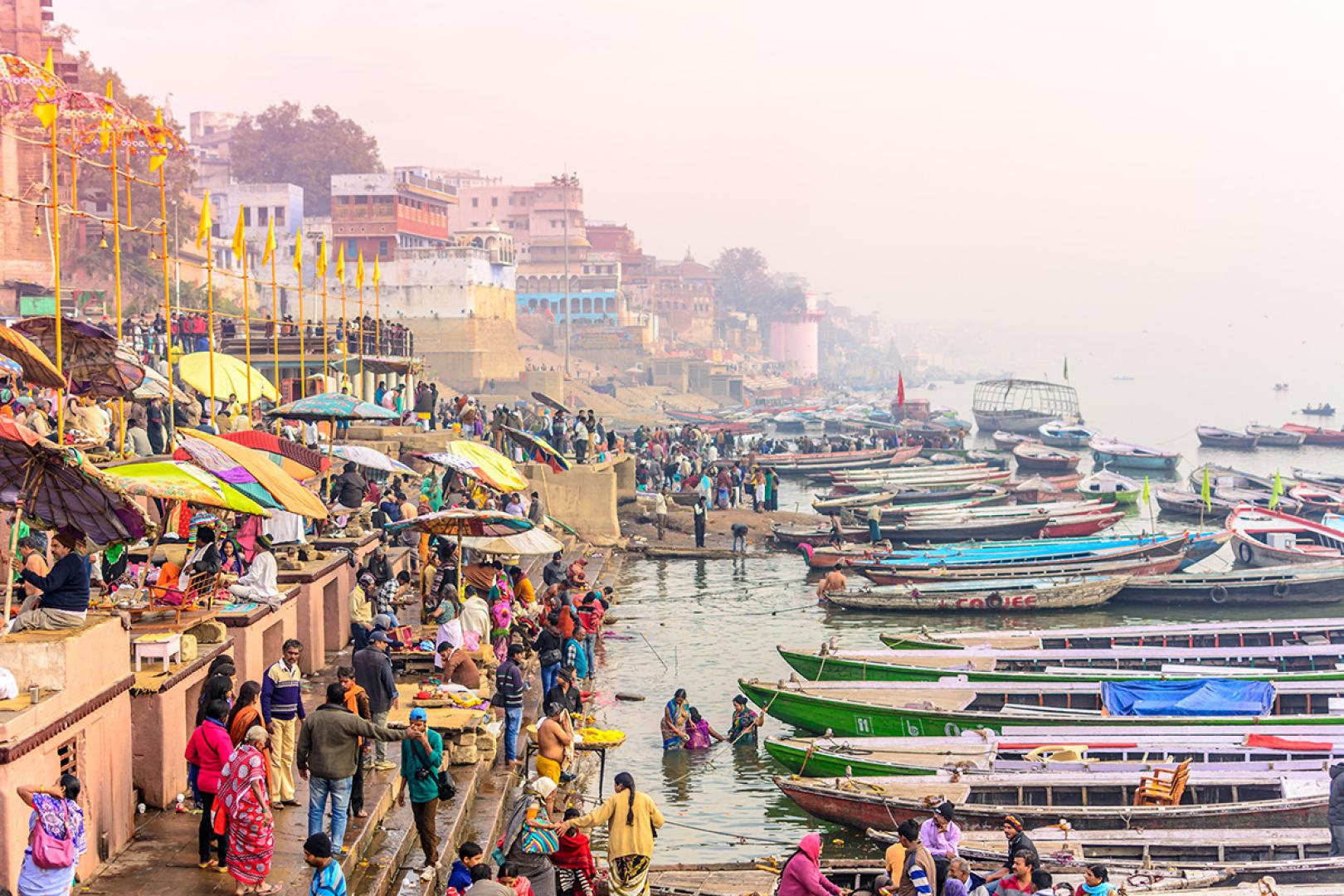 prekybininko darbo vietos indijoje