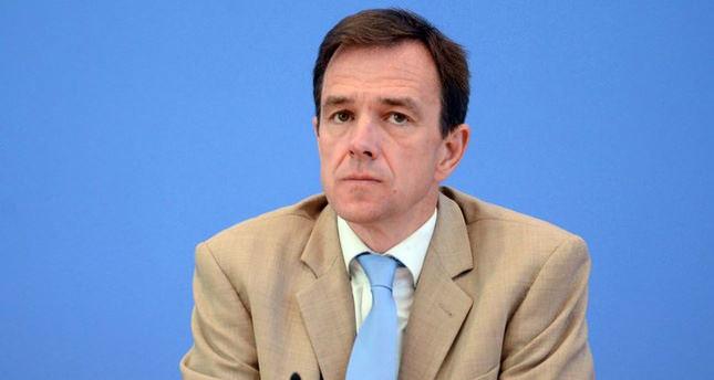 Vokietijos URM atstovas Martinas Schaeferis