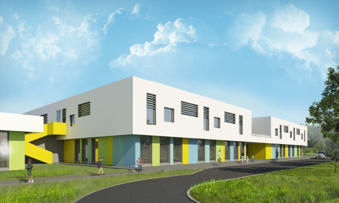 Balsiuose planuojama statyti pradinę mokyklą