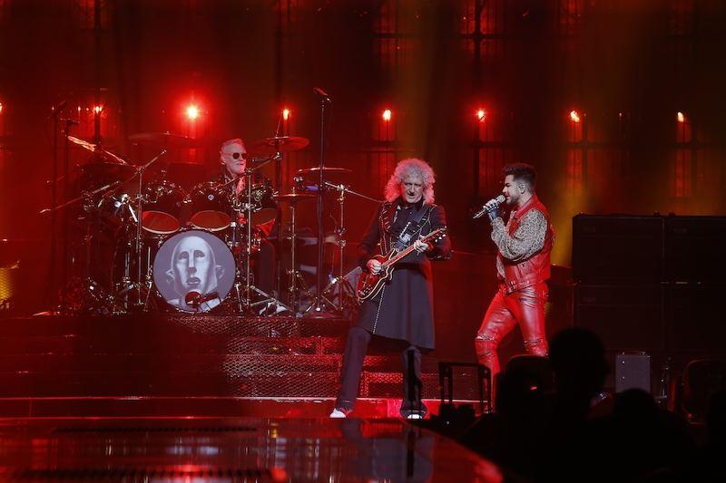 "Asmeninio albumo nuotr. /Grupės ""Queen"" koncertas"