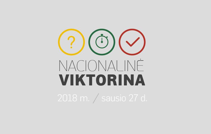 Nacionalinė viktorina
