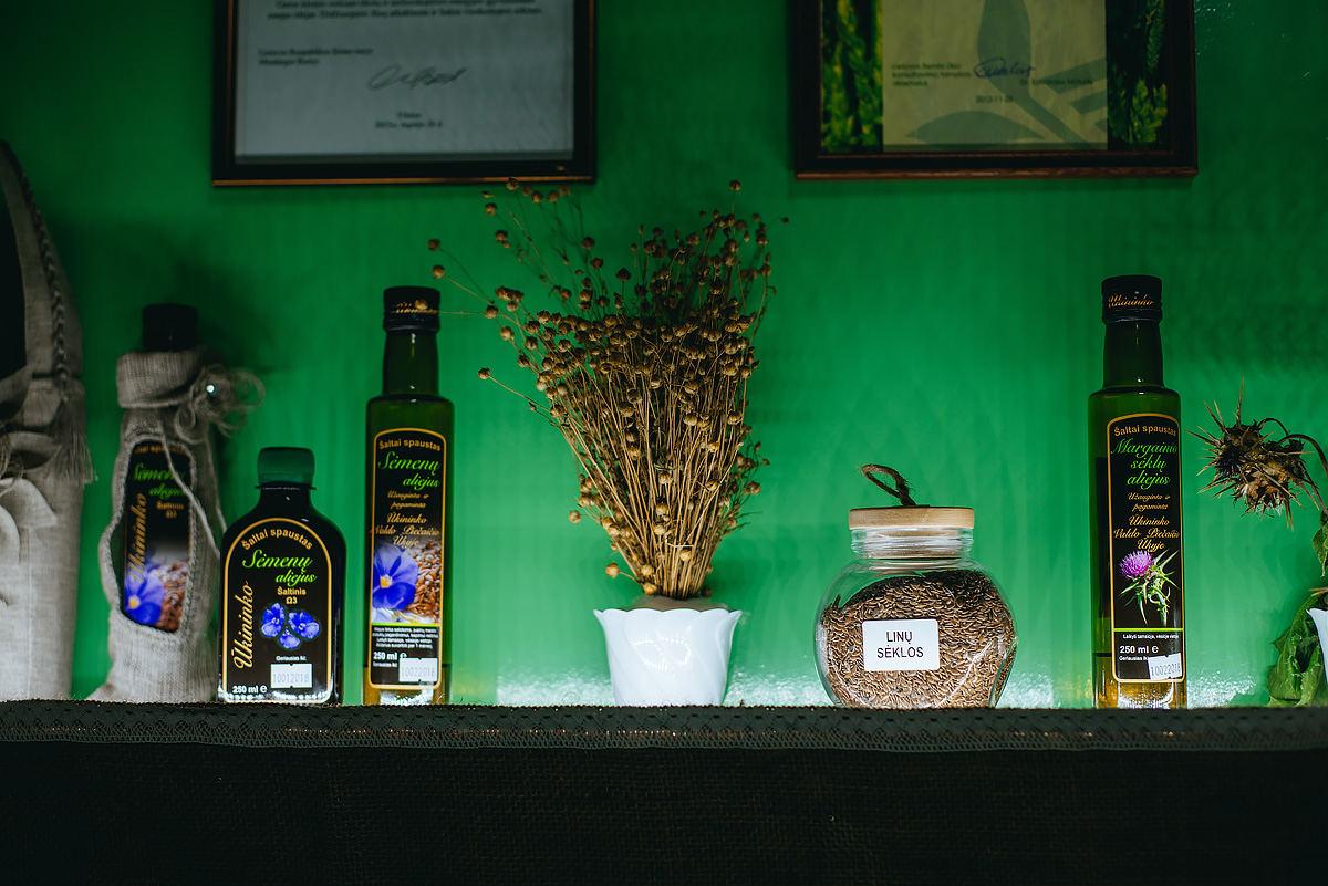 Linų sėmenų aliejaus stebuklai – Širvis
