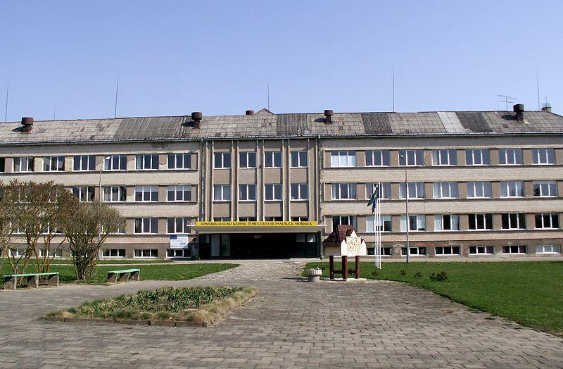 Joniškėlio Igno Karpio aukštesnioji žemės ūkio ir paslaugų mokykla