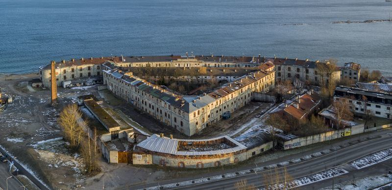 Patarei kalėjimo kompleksas