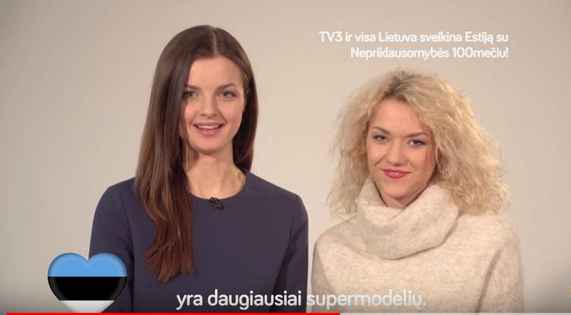Gabrielė Martirosianaitė ir Indrė Grikšelytė