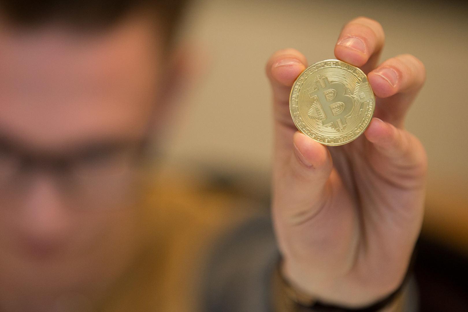 naujas investicinis bitkoinas)