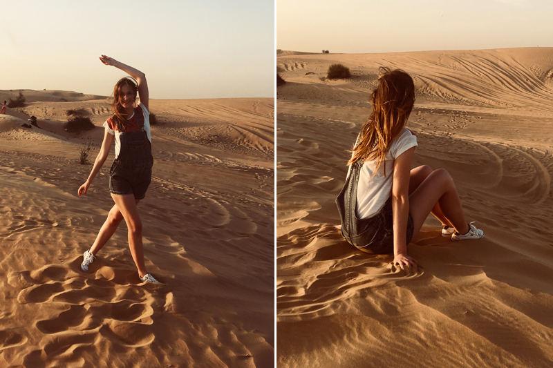 Harmonijos oazė dykumoje