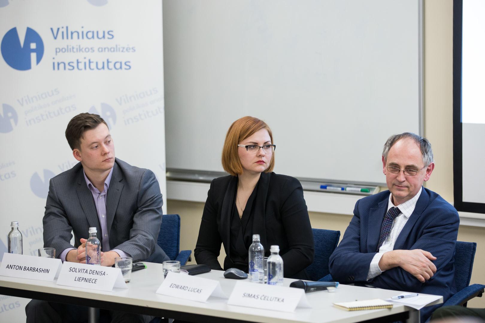 Vilniaus politikos analizės institutas (VPAI) | TEMA | 15min.lt