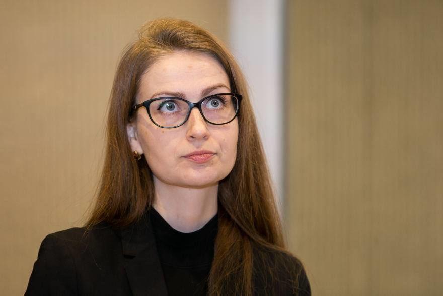 Mykolo Romerio universiteto (MRU) Viešojo valdymo fakulteto Politikos instituto lektorė Rima Urbonaitė