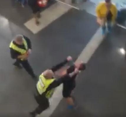 Incidentas parduotuvėje