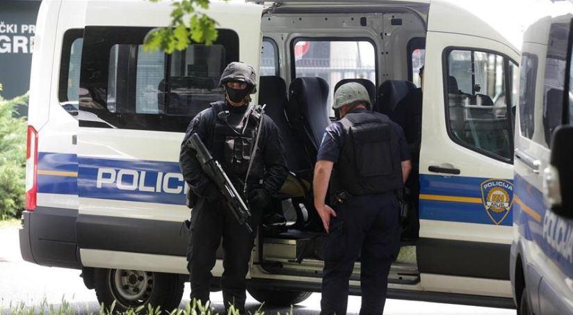 Kroatijos policija