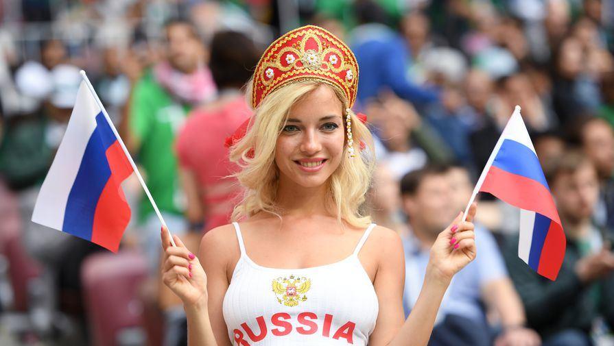 Natalija Andrejeva tituluoja gražiausia Rusijos futbolo aistruole.