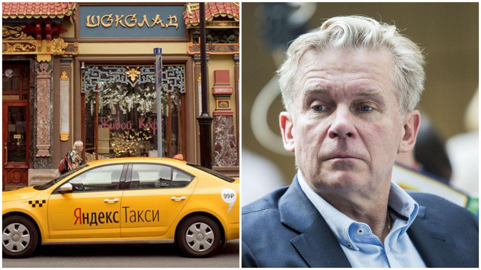 """Yandex  Taxi"""" piktų palinkėjimų kol kas neišgirdo: Lietuva mus"""