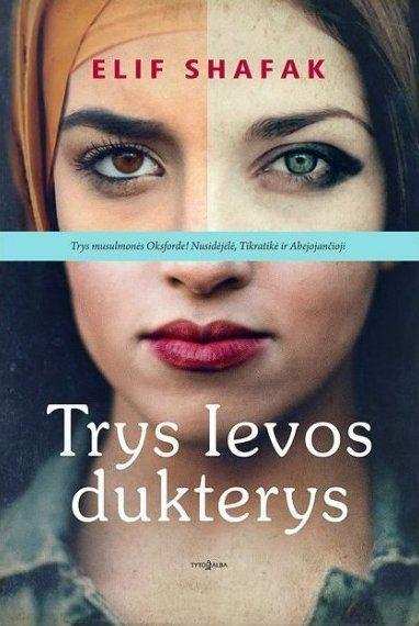 "Knyga ""Trys Ievos dukterys"""